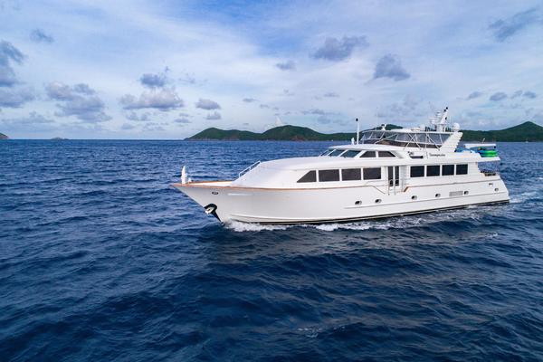 Picture Of: 103' Broward 2000 Yacht For Sale | 3 of 31