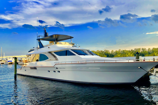 76' Queenship Barretta 76 2004 | Sea Mystic