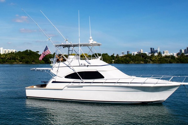 Picture Of: 45' Bertram 450 Convertible 2002 Yacht For Sale | 3 of 46