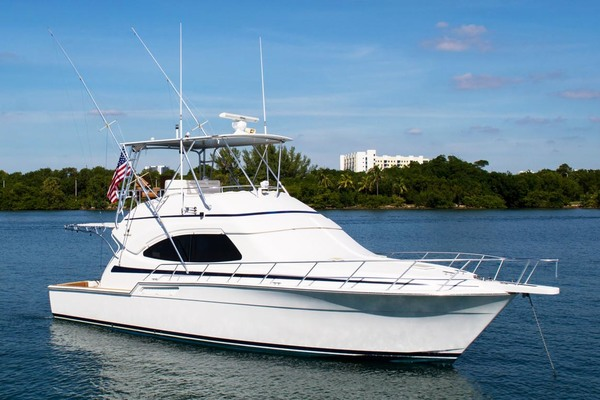 Picture Of: 45' Bertram 450 Convertible 2002 Yacht For Sale | 1 of 46