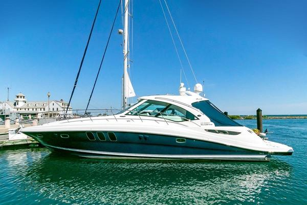 Picture Of: 48' Sea Ray 2008 Yacht For Sale | 3 of 72