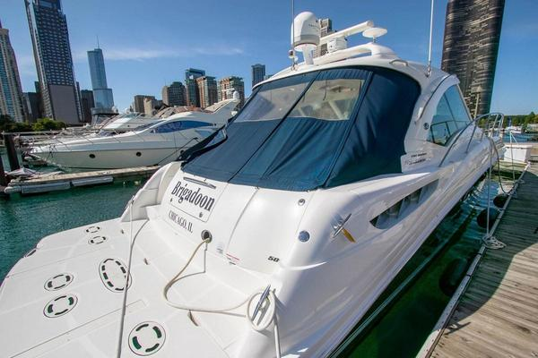Picture Of: 48' Sea Ray 2008 Yacht For Sale | 4 of 72