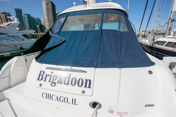 2008 Sea Ray 48'  BRIGADOON  | Picture 5 of 72