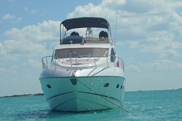 Picture Of: 60' Sunseeker Manhattan 60 2009 Yacht For Sale   2 of 54