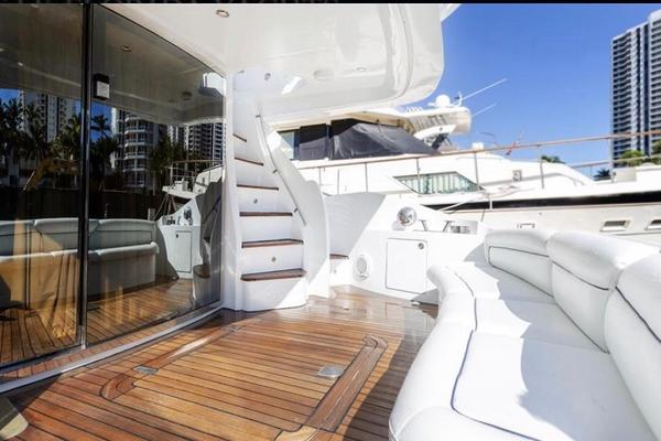 Picture Of: 56' Aicon 2006 Yacht For Sale | 3 of 18