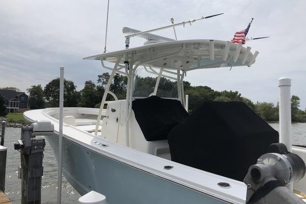 2015Regulator 34 ft 34SS