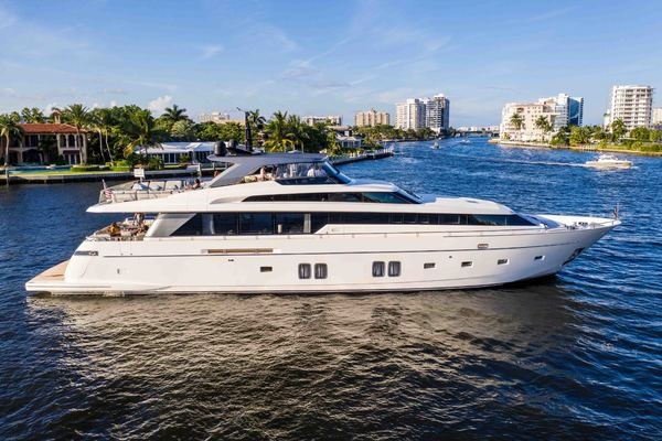 Picture Of: 106' Sanlorenzo SL106 2017 Yacht For Sale | 1 of 40