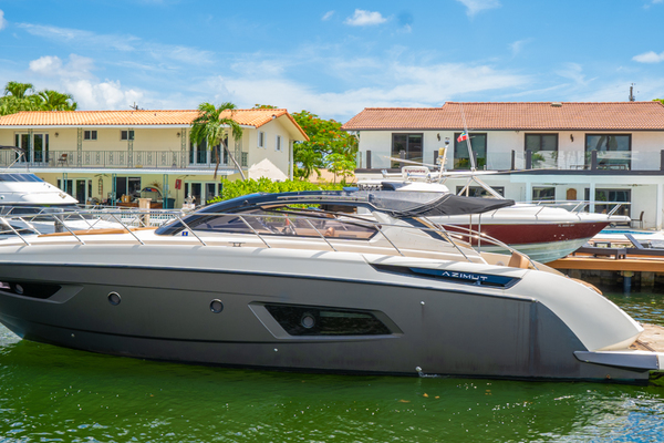 Picture Of: 48' Azimut Atlantis 48 2013 Yacht For Sale   3 of 90