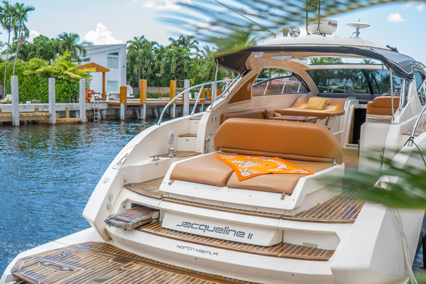 Picture Of: 48' Azimut Atlantis 48 2013 Yacht For Sale   4 of 90