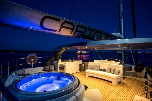 2011 Catamaran 95' Blue Coast Yachts  CARTOUCHE | Picture 3 of 44