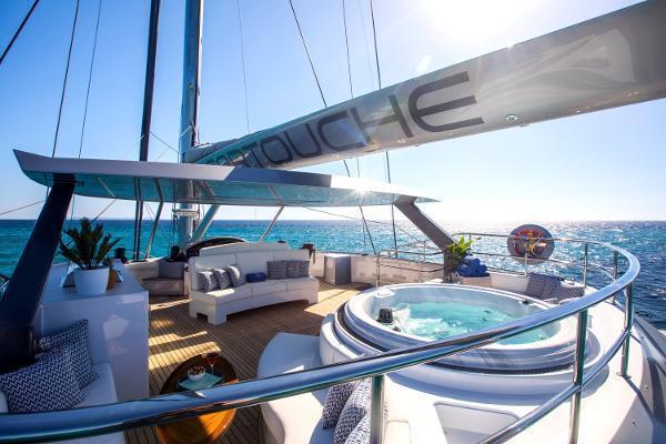 2011 Catamaran 95' Blue Coast Yachts  CARTOUCHE | Picture 1 of 44