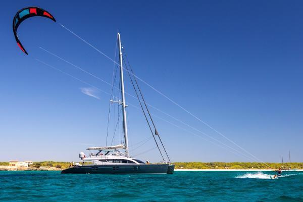 Picture Of: 95' Catamaran Blue Coast Yachts 2011 Yacht For Sale | 2 of 44