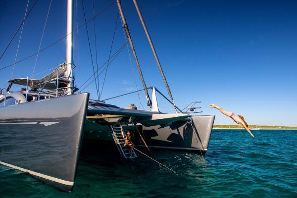 2011 Catamaran 95' Blue Coast Yachts  CARTOUCHE | Picture 4 of 44