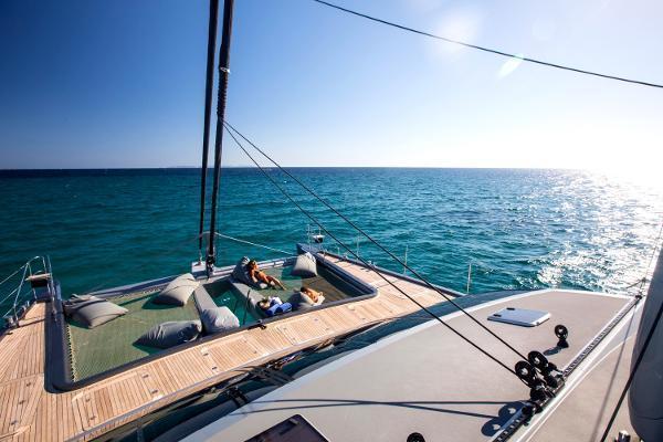 2011 Catamaran 95' Blue Coast Yachts  CARTOUCHE | Picture 2 of 44