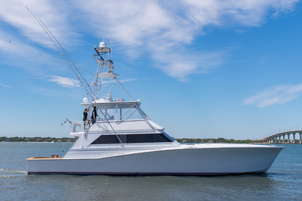 60' Jim Smith Sport Fisherman 1996 | Unbelievable