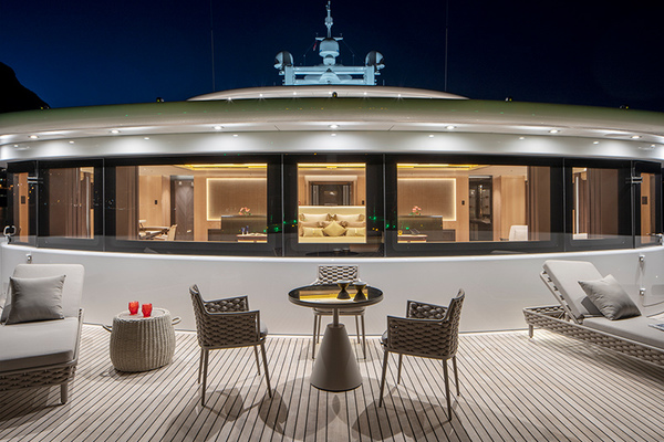 2018 Pride Mega Yachts 290'  ILLUSION PLUS | Picture 6 of 49