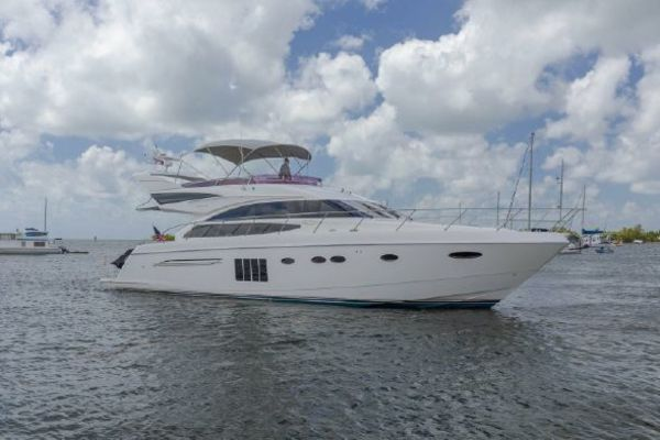 Picture Of: 64' Princess Flybridge 64 Motor Yacht 2012 Yacht For Sale | 4 of 98
