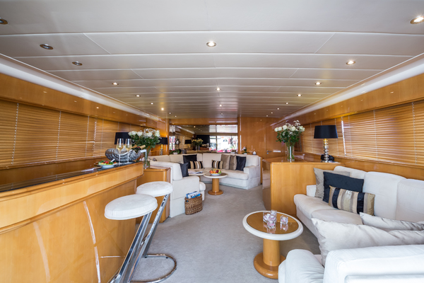 1998 Mangusta 86'  INDULGENCE OF POOLE | Picture 4 of 14