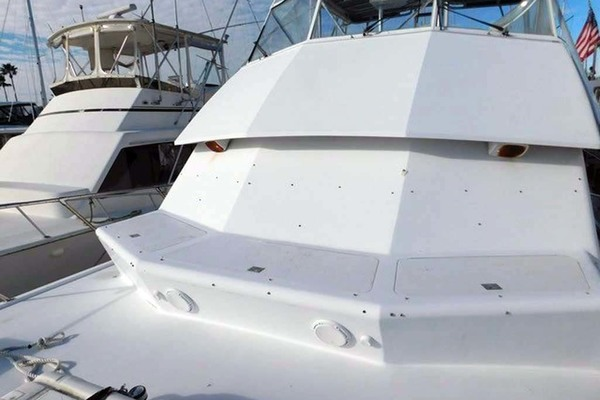 1986 Hatteras 52' Convertible My Alyby   Picture 5 of 64