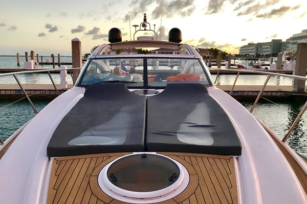 Picture Of: 49' Princess V48 2006 Yacht For Sale | 2 of 6