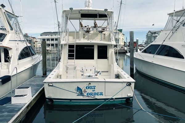 1993 Viking 50' Convertible Out of Order | Picture 6 of 40