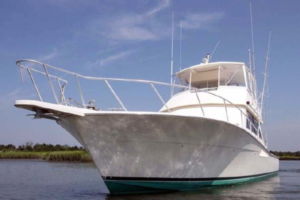 1993 Viking 50' Convertible Out of Order | Picture 2 of 40