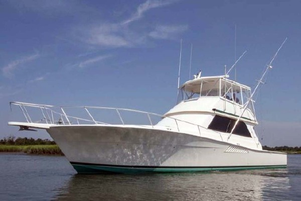 1993 Viking 50' Convertible Out of Order | Picture 3 of 40