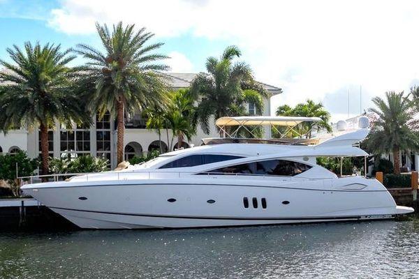 75' Sunseeker Yacht 2005 |