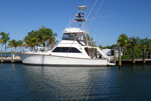 55' Ocean Yachts Super Sport 1985 | Ocean Hunter