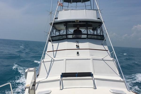 1985 Ocean Yachts 55' Super Sport Ocean Hunter | Picture 6 of 50