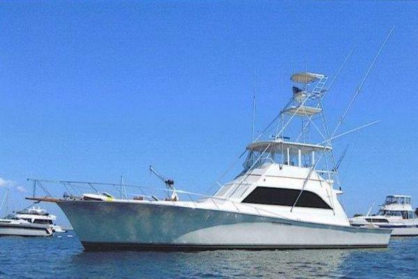 1985 Ocean Yachts 55' Super Sport Ocean Hunter | Picture 2 of 50