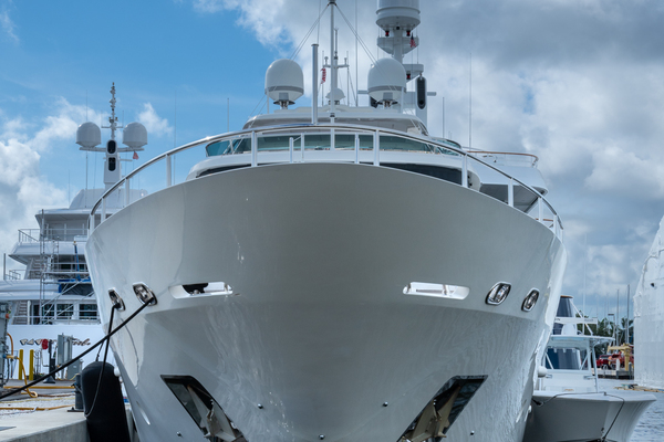 Picture Of: 93' Benetti Delfino 93 2013 Yacht For Sale | 3 of 31