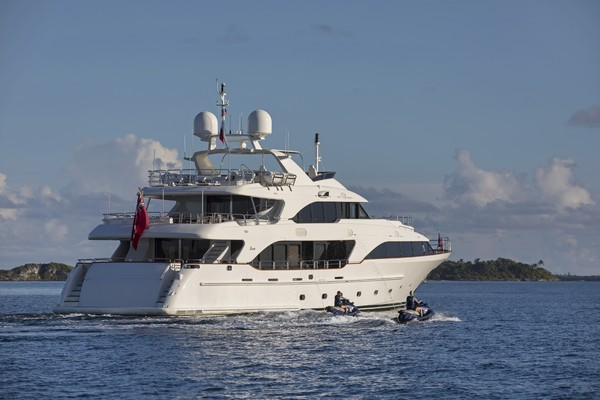 Picture Of: 120' Benetti Classic 120 2008 Yacht For Sale | 2 of 38