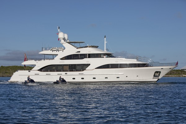 Picture Of: 120' Benetti Classic 120 2008 Yacht For Sale | 3 of 38