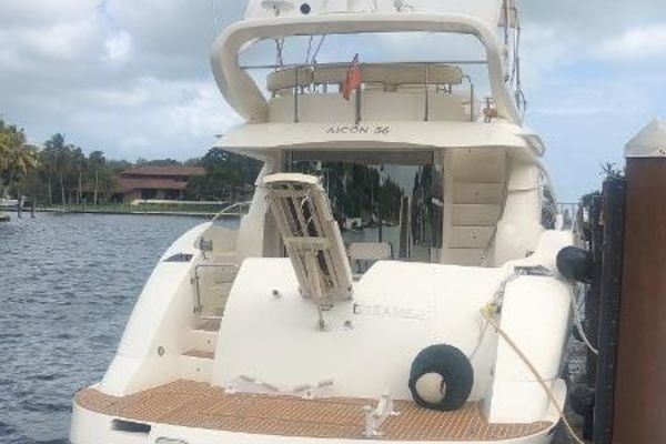 Picture Of: 56' Aicon 2004 Yacht For Sale | 3 of 64