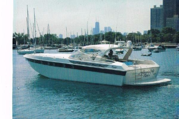 1990 Baia 60' Force One Absolutely Not | Picture 1 of 47