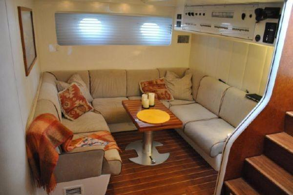1990 Baia 60' Force One Absolutely Not | Picture 3 of 47