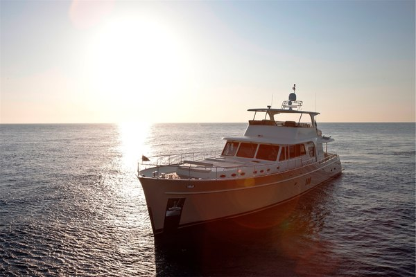 97 Vicem Cruiser 2020 New Custom Yacht with Flagle