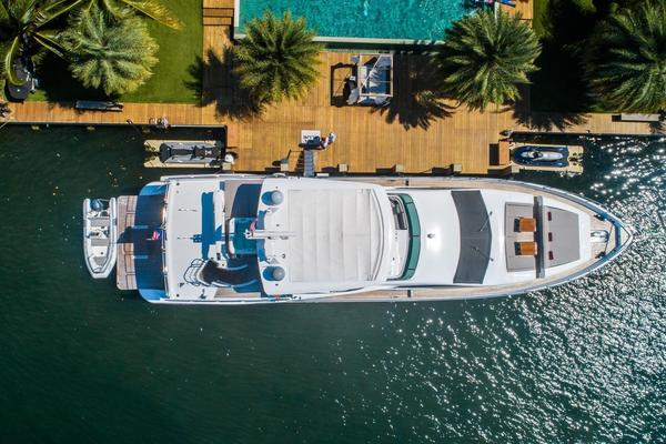Picture Of: 85' Azimut Flybridge 2007 Yacht For Sale | 4 of 68