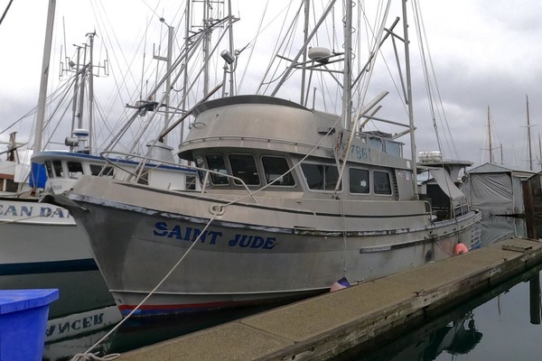 46' Custom Bram Mfg/fh Marine 1989 | Saint Jude