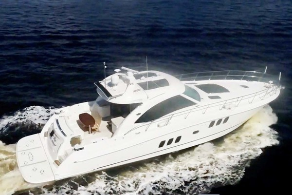 61' Sea Ray Sundancer 610 2012 | Son Rys