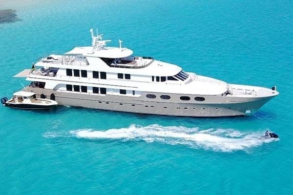 155-ft-Christensen-1997--LOON Nassau  Bahamas  yacht for sale