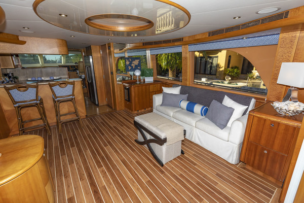 Picture Of: 68' Cheoy Lee 68MY 2005 Yacht For Sale | 3 of 92