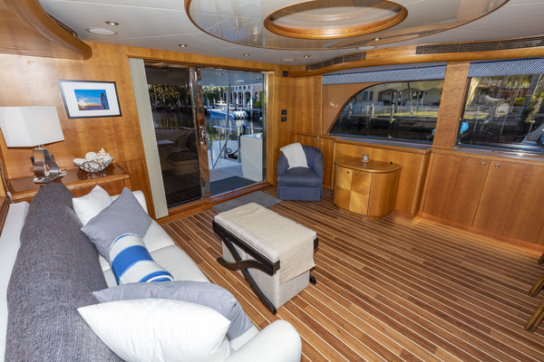 Picture Of: 68' Cheoy Lee 68MY 2005 Yacht For Sale | 4 of 92