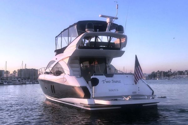 Picture Of: 50' Sunseeker Manhattan 2006 Yacht For Sale | 3 of 26