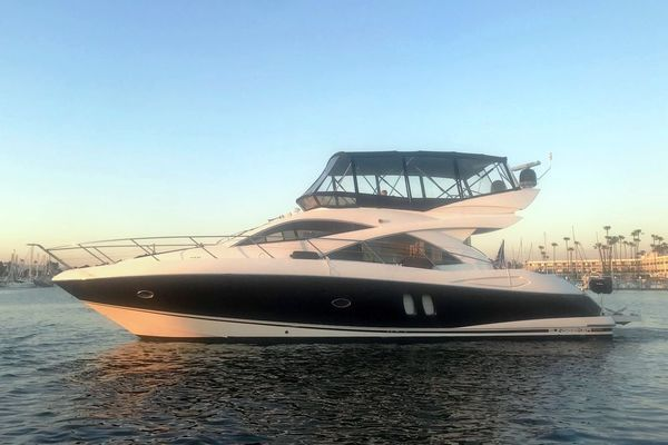 Picture Of: 50' Sunseeker Manhattan 2006 Yacht For Sale | 2 of 26