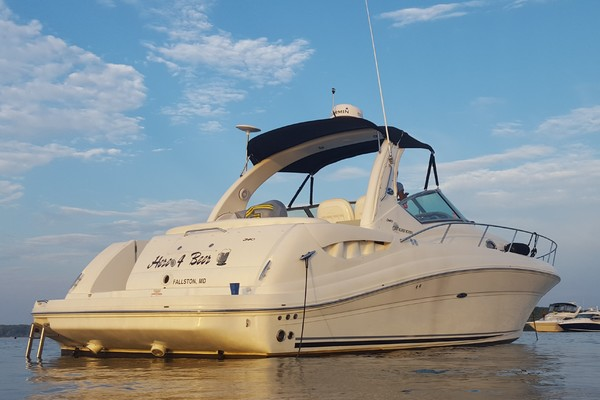 34' Sea Ray 340 Sundancer 2007 | Here 4 Beer