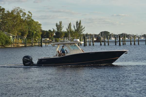 35-ft-Scout-2017-350 LXF-NO NAME Stuart Florida United States  yacht for sale