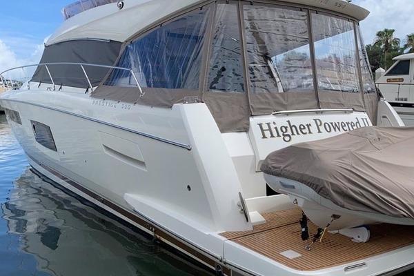2015 Prestige 55' 550 Higher Powered II | Picture 8 of 48