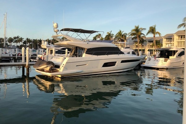 Picture Of: 58' Prestige 550 2015 Yacht For Sale | 4 of 48